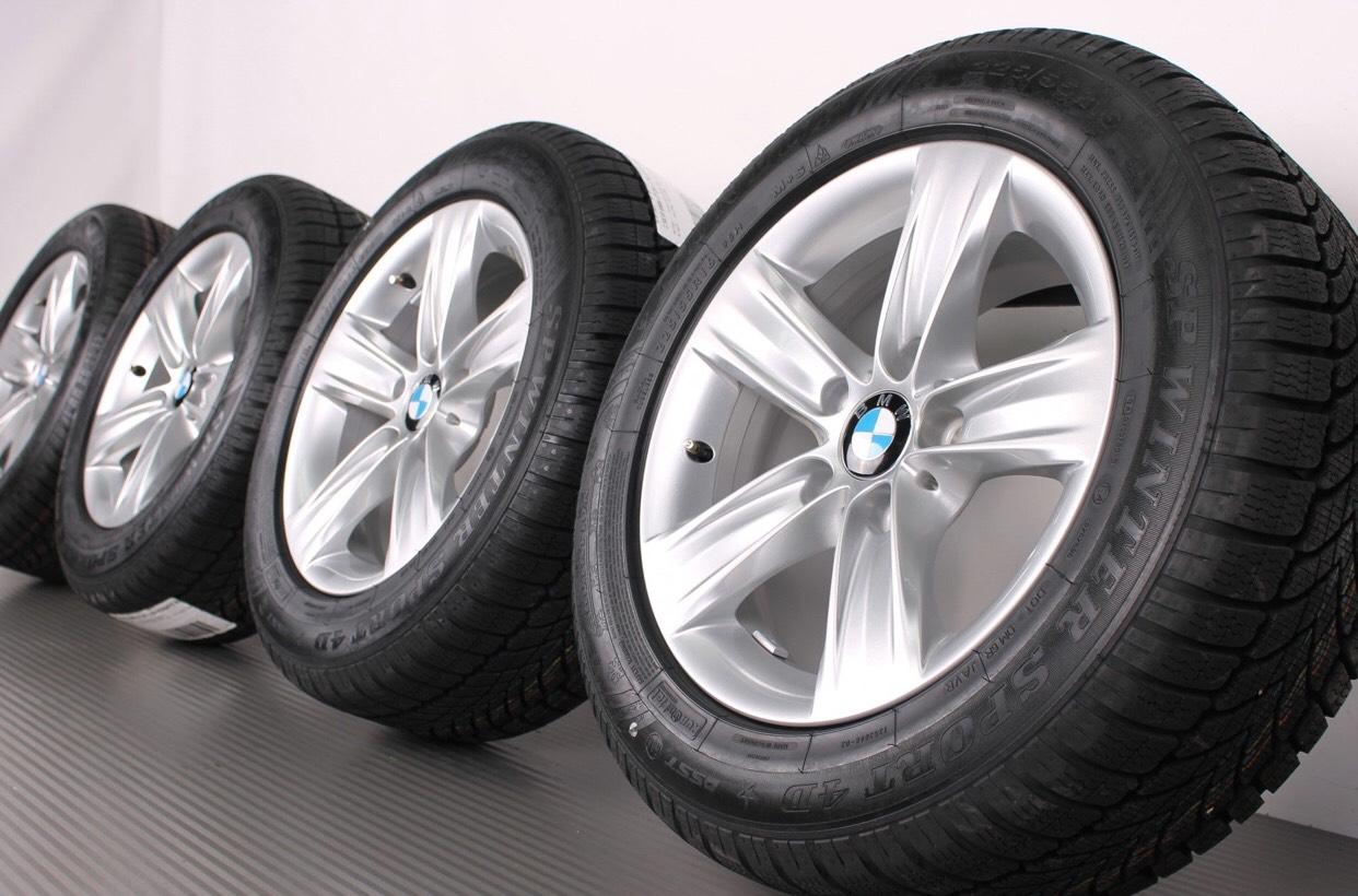 BMW 3er F30 / F31 Winterkompletträder (und weitere)