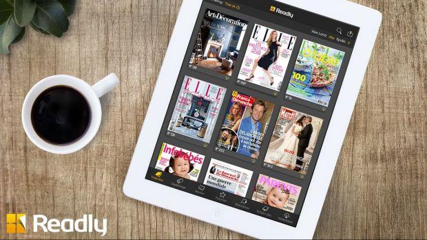 Readly Magazin Flatrate 30 Tage kostenlos, keine Kündigung notwendig