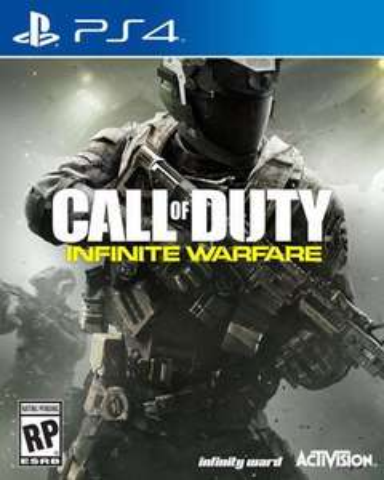 PS4 - Call of Duty Infinite Warefare für nur 10€