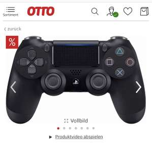 PlayStation 4 Wireless DualShock Controller 24,99€