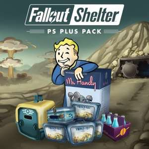 [PS4] Fallout Shelter PS Plus Starterpaket