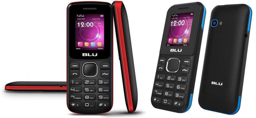 [eBay] Blu Z3 M GSM Dual Sim Handy (0,3MP, 32MB, 4,5cm, Radio, Bluetooth) in blau oder rot