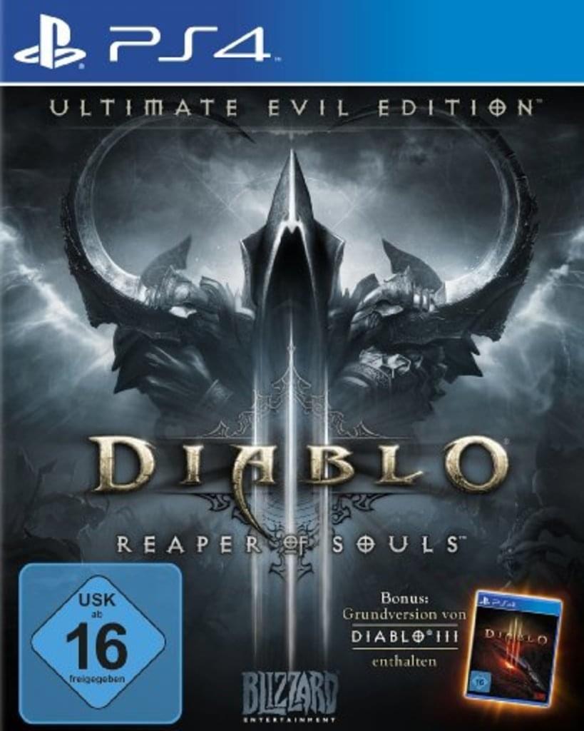 Diablo 3 Ultimate Evil Edition (für PS4) [Amazon Prime]