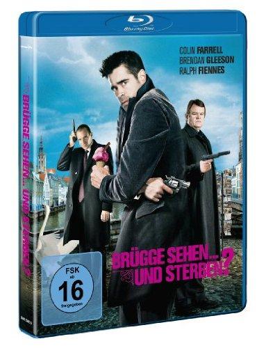 Brügge sehen... und sterben? [Blu-ray] ab 4,88€ (Amazon Prime / ebay / Dodax)