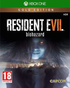 Resident Evil 7: Biohazard Gold Edition (Xbox One) für 21,95€ (Coolshop)