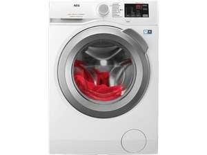 [Media Markt] AEG L6FB55480 Waschmaschine (8 kg, 1400 U/Min., A+++) inkl. Lieferung zum Aufstellort