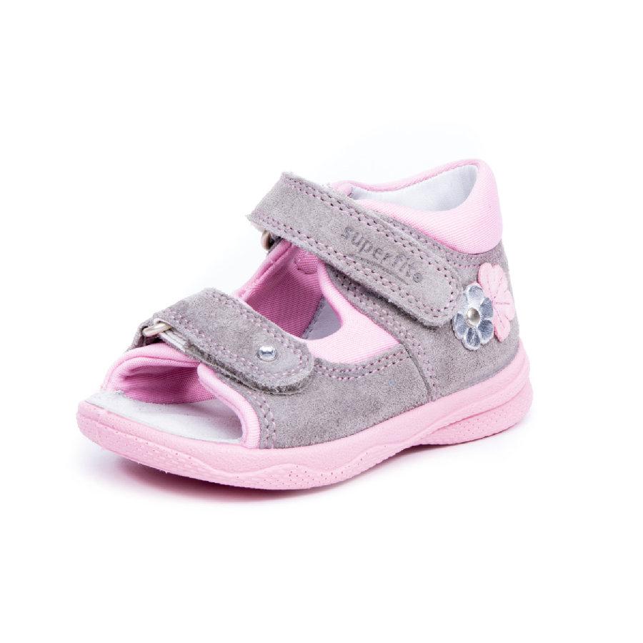 Superfit Sandalen für Mädchen bei [Babymarkt] + Mode Gutscheincodes