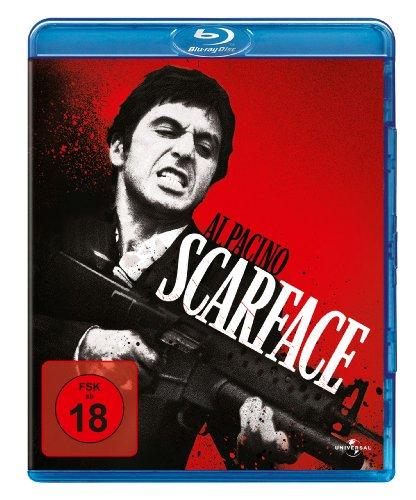 Scarface - Ungekürzte Fassung [Blu-ray] für 5,94 EUR (Amazon Prime)
