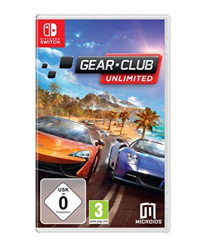 Gear Club Unlimited [Nintendo Switch] für 31,19 EUR (Amazon)