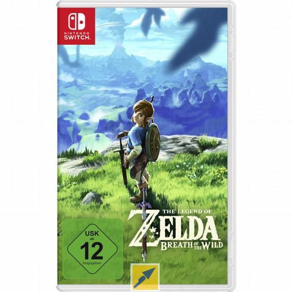 [Technikdirekt] Nintendo Switch Legend of Zelda Breath of the Wild für 36€ bei Zahlung mit MasterPass