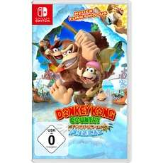 [Alternate] Nintendo Switch Donkey Kong Country: Tropical Freeze für 39,99€ bei Zahlung mit MasterPass