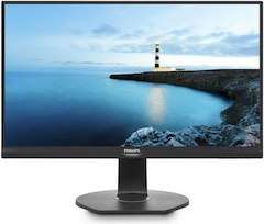 "[Digitec CH] Philips Brilliance B-line 272B7QPJEB - LED-Monitor - 68.5 cm ( 68,60cm (27"") ) - 2560 x 1440 - IPS - 350 cd/m² - 1000:1 - 5 ms - HDMI, VGA, DisplayPort - Lautsprecher - Textured Black [216,08 €]"