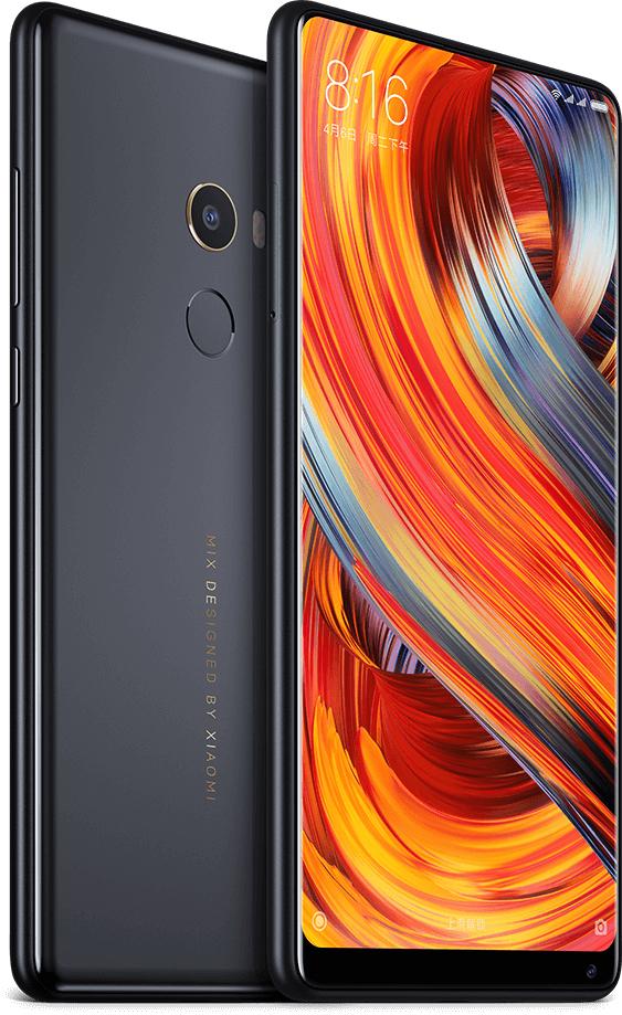 Xiaomi Mi Mix 2 64GB schwarz [ALTERNATE Tagesdeal + Masterpass]