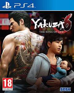 Yakuza 6: The Song of Life Essence of Art Edition (PS4) für 36,91€ (Amazon FR)