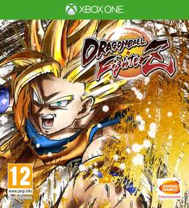 Dragon Ball: FighterZ (Xbox One) für 24,33€ (Amazon IT)
