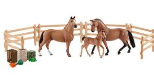 Spielwaren Sale bei [GALERIA Kaufhof] z.B. Schleich Hannoveraner Familie mit 3 Pferden und Zubehör