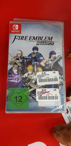 [Lokal] Fire Emblem Warriors Nintendo Switch - Media Markt Meerane