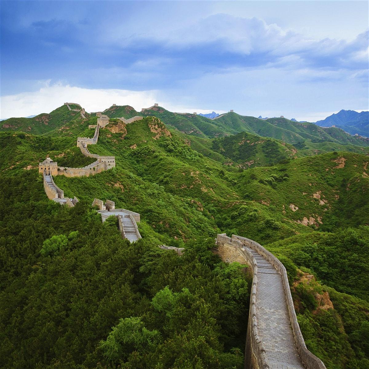 Flüge: China [Juni] - Last-Minute - Hin- und Rückflug von Hamburg nach Peking oder Shanghai ab nur 424€ inkl. Gepäck