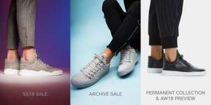 48h SALE bei Filling Pieces - Sneakers