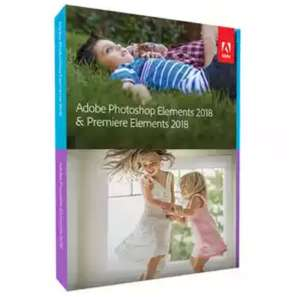 [Amazon Prime oder Amazon als Download] - Adobe Photoshop Elements 2018 & Premiere Elements 2018 [PC/Mac] [Vollversion]