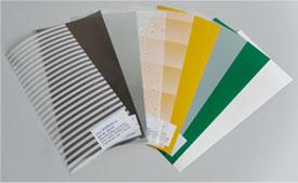 Bis zu 5 gratis Fensterfolien als Muster (10x10 cm) bestellen !