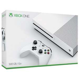 [Libro.at] Xbox One S - 500 GB + Fifa 18