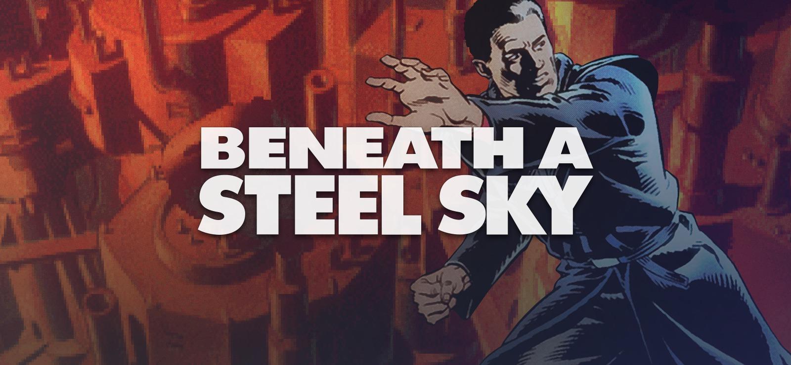 Beneath a Steel Sky (Point-and-Click-Adventure) kostenlos [Gog]