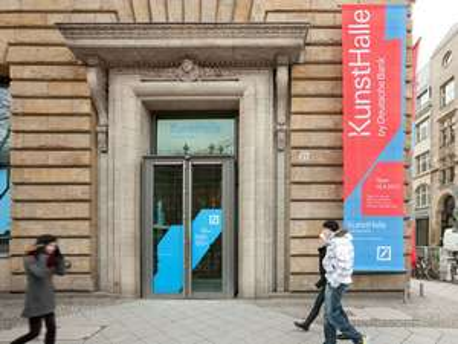 Berlin : jeden Montag freier Eintritt und kostenlose Kurzführungen - Deutsche Bank Kunst Halle