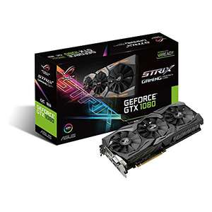 Grafikkarte ASUS ROG Strix GeForce GTX 1080