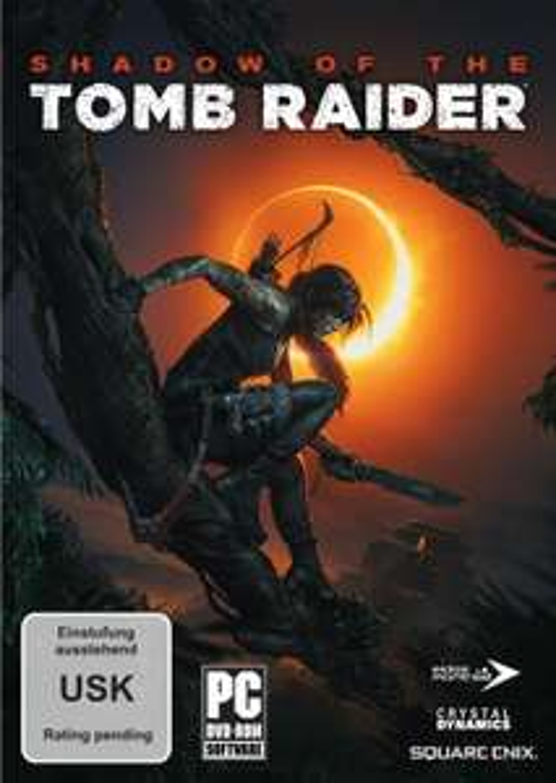 [Alternate] Shadow of the Tomb Raider [PC für 39,90€, XBOX/PS4 für 49,90€] - vorbestellen - VSK-frei mit 15€ Gutschein