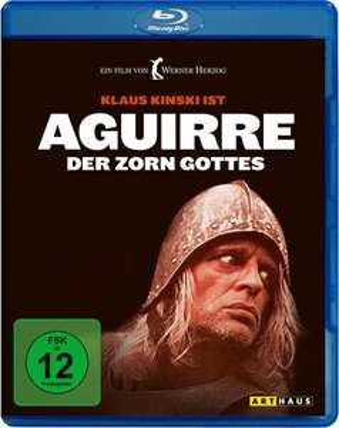 Aguirre - Der Zorn Gottes (Blu-ray) für 5,09€ (Amazon Prime)