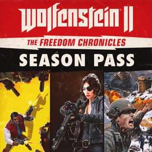 Wolfenstein® II: The Freedom Chronicles Season Pass (PS4) für 14,99€ (PSN)