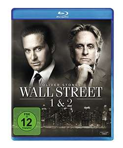 Wall Street 1 + 2 (Blu-ray) für 8,49€ [Amazon Prime]