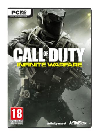 Call of Duty: Infinite Warfare (PC) für 5,60€ (Game.co.uk)
