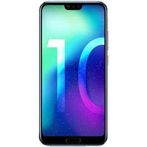"[saturn@eBay] Honor 10 - 5,84"" Full HD+ Smartphone (2280x1080, 64GB, 4GB RAM, 16/24/24MP, Dual-SIM, Quick Charge, Android 8.1) in Glacier Grey"