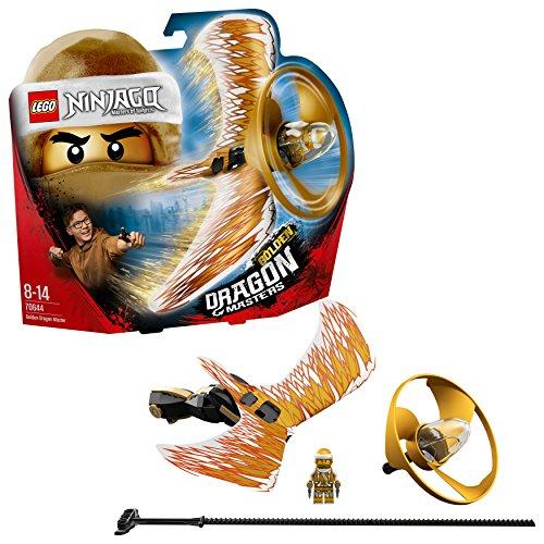 LEGO NINJAGO 70644 Goldener Drachenmeister für 9,99 € [Amazon Prime & Müller]