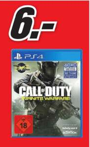 [Regional Mediamarkt Wuppertal ab 13.06] Call of Duty®: Infinite Warfare (Standard Edition) - PlayStation 4 für 6,-€