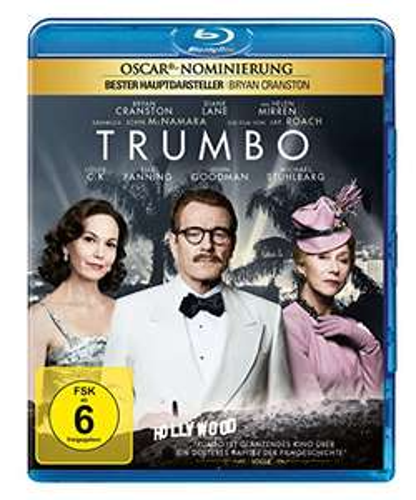 Trumbo (Blu-ray) für 4,91€ (Amazon Prime & Dodax)