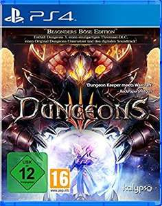 Dungeons 3Besonders Böse Edition (PS4) 7,99€ & Guardians of The Galaxy 12,99€ (Amazon Prime)