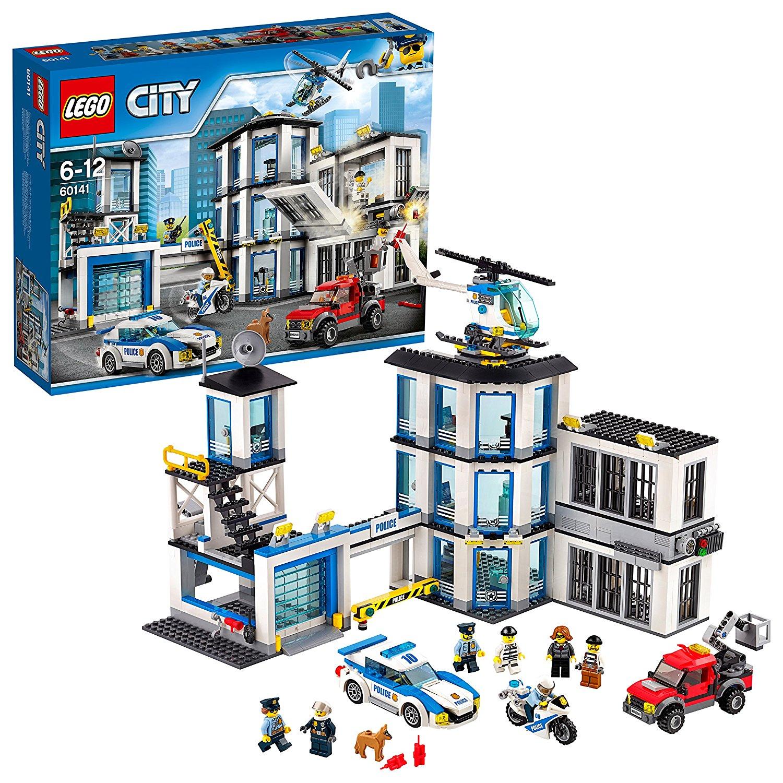 [Amazon UK] LEGO City 60141 Polizeiwache für 59,33 €