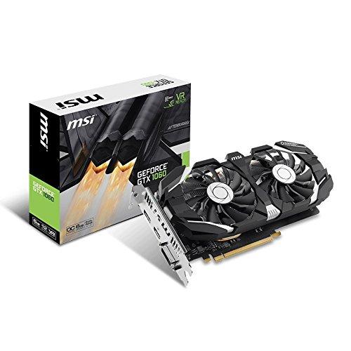 [amazon+mindfactory] Grafikkarte MSI GeForce GTX 1060 6GT OCV1, 6GB (V809-2234R)