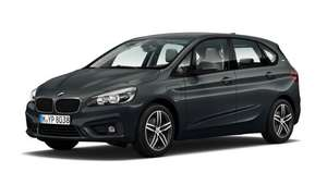 Leasing (auch privat) BMW 225xe Active Tourer iPerformance, Automatik, Schwarz Uni
