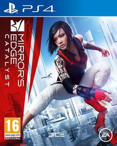 Mirror's Edge Catalyst inkl. Combat Runner DLC (PS4) für 8,95€ (Coolshop)