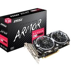 MSI Radeon RX 570 ARMOR 8G OC, Grafikkarte für 229,00€ (mit Masterpass für 219,99€ erhältlich)