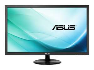 "LCD-Monitor Asus VP228TE (21,5"" Full HD, TN-Panel, Lautsprecher, DVI & VGA) bei Office Partner"