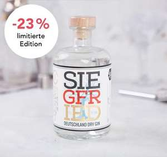 Siegfried Gin im Deutschland Look