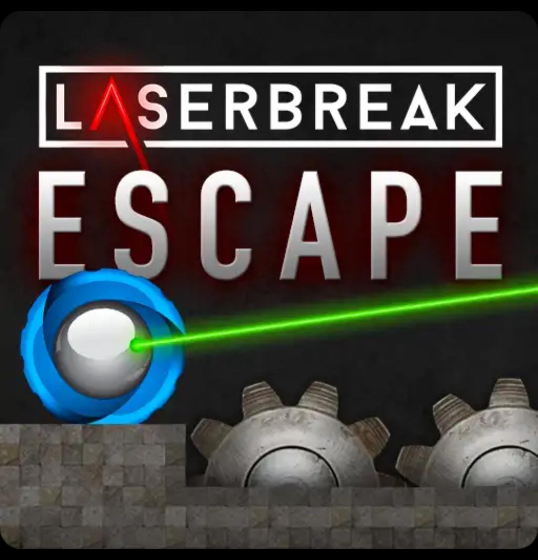 [Google Play Store] LASERBREAK Escape, kostenlos für Android