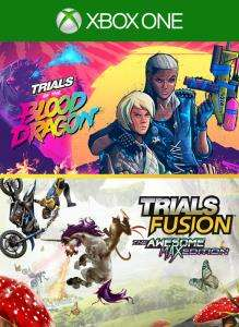 Trials of the Blood Dragon + Trials Fusion: Awesome Max Edition (Xbox One) für 3,64€ (Xbox Store CZ)
