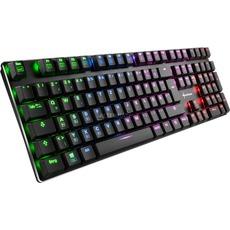 [Masterpass] Mechanische Tastatur sharkoon purewriter RGB