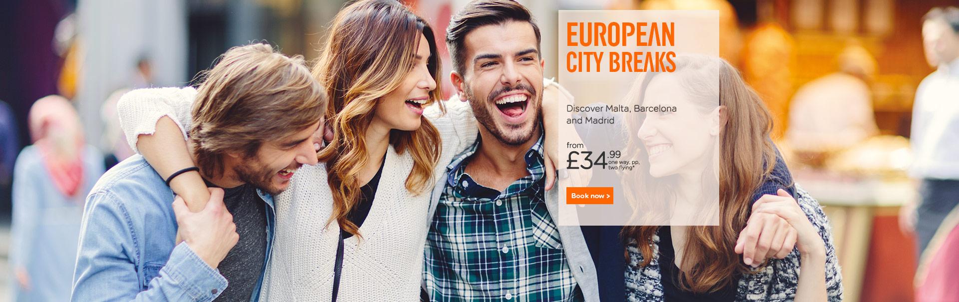 Berlin - Kopenhagen - Berlin ab 20€ Hin- und Rückflug möglich.